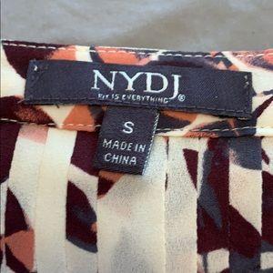 NYDJ Tops - NYDJ (Nordstrom) flowy blouse, S